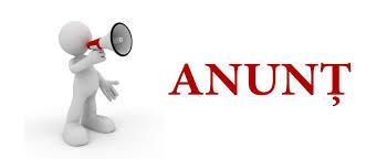Anunt publicare Proiect de hotarare privind stabilirea taxelor speciale pentru anul 2020