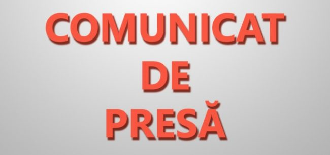 Comunicat de presa APM